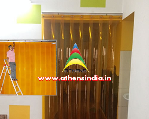 insect-amber-pvc-strip-curtains-chennai